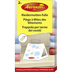 Aeroxon Kleidermotten-Fallen